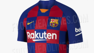 Barcelona new kit