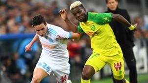 Florian Thauvin Chidozie Awaziem Marseille Nantes Ligue 1 04032018