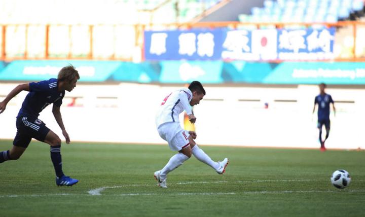 Quang Hải Olympic Việt Nam Nhật Bản Asiad 2018