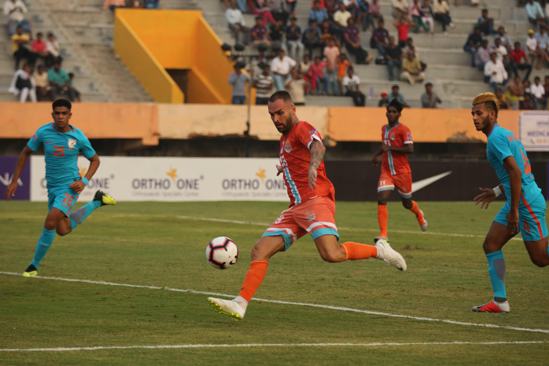 Pedro Manzi Chennai City