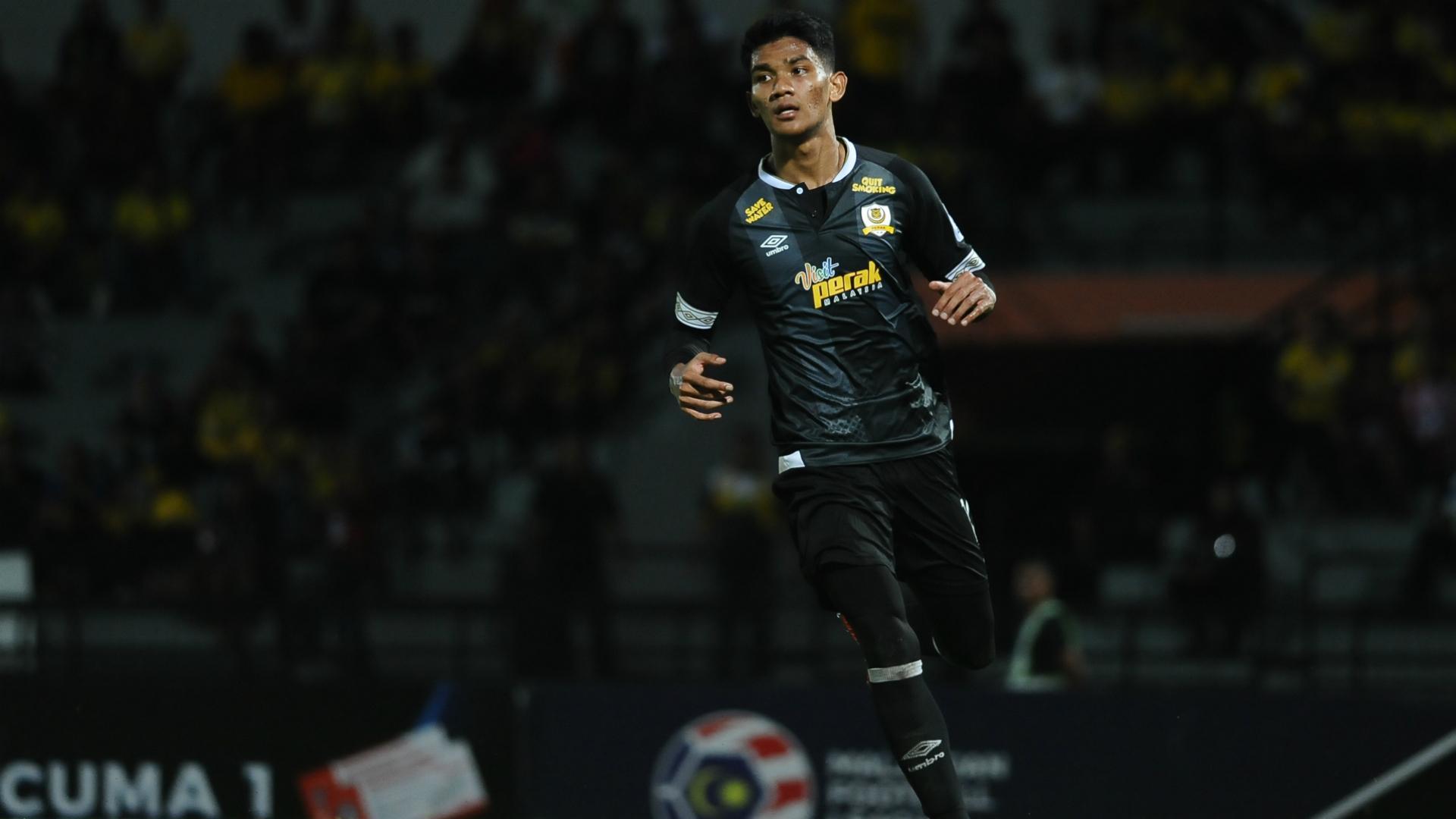 Shahrel Fikri, PJ City FC v Perak, Malaysia Super League, 14 Jun 2019