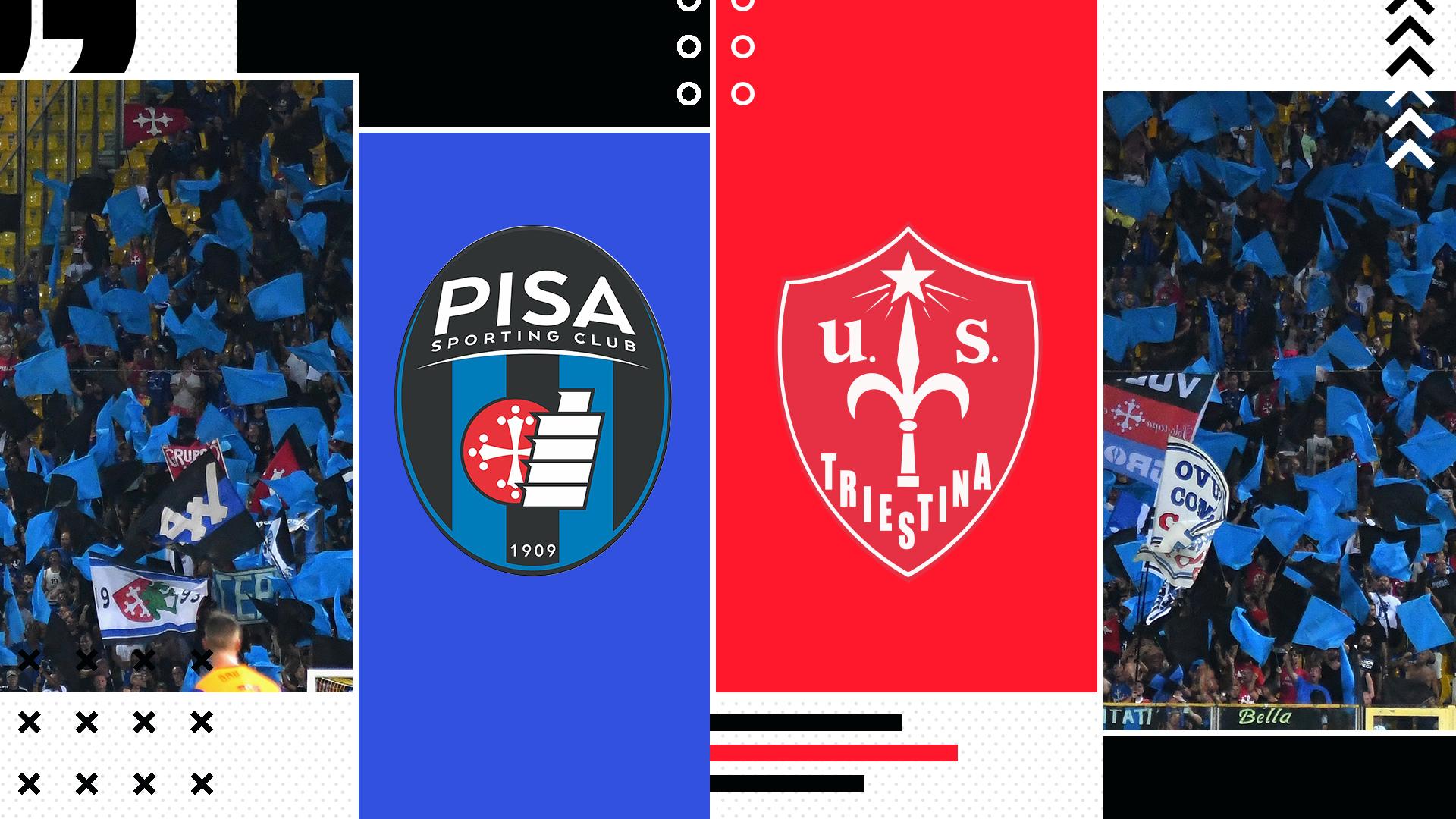 Emozioni e tanto cuore all'Arena Garibaldi: Pisa-Triestina 2-2
