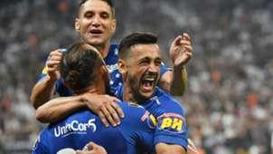 Robinho Barcos Thiago Neves Corinthians Cruzeiro Copa do Brasil final volta 17102018
