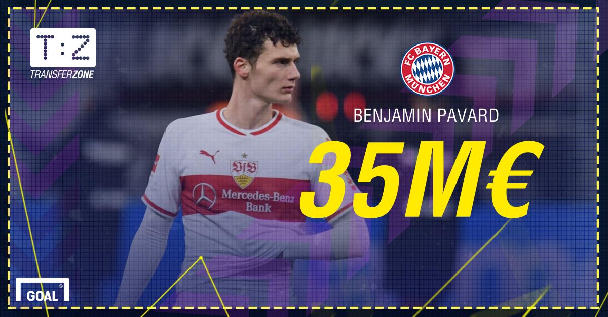 Mercato Bayern: Pavard justifie son choix