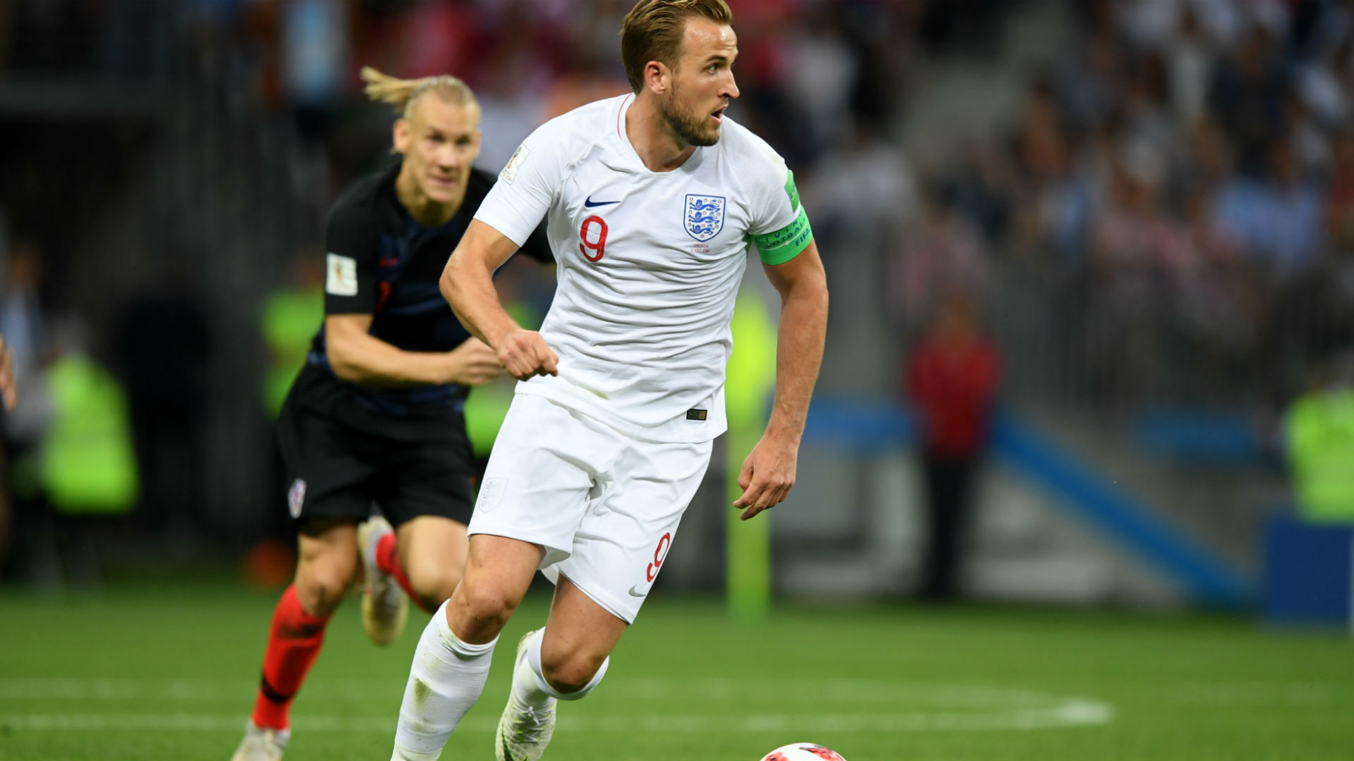 Harry Kane  England Croatia World Cup 2018