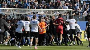 Fans SC Bastia 16042017