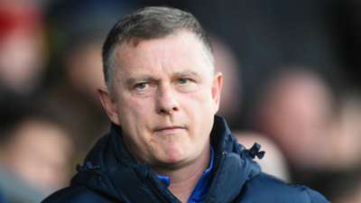 Mark Robins Swindon
