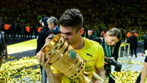 Christian Pulisic Dortmund