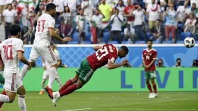 Aziz Bouhaddouz Morocco