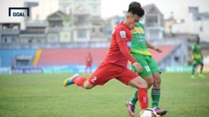 Hải Phòng XSKT Cần Thơ Vòng 4 V.League 2018