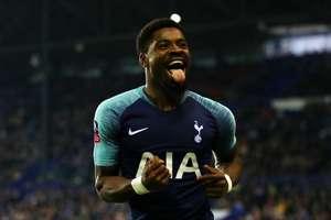 Serge Aurier Tottenham FA Cup