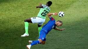 Nigeria Iceland WC Russia 22062018