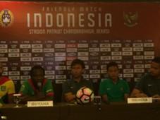 Luis Milla - Indonesia vs Guyana