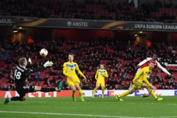 Arsenal BATE Stadium