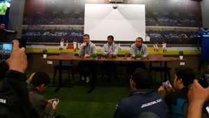 Kuswara S Taryono & Miljan Radovic - Persib Bandung