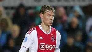 Frenkie de Jong, Ajax, 12082018