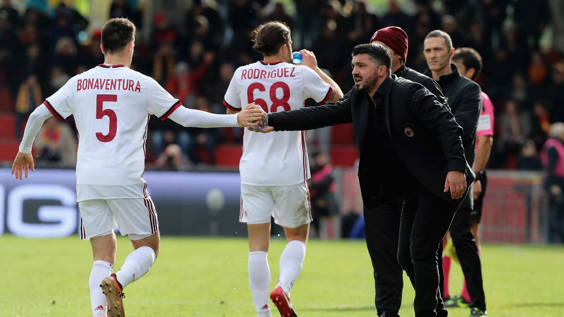 Benevento-Milan 4