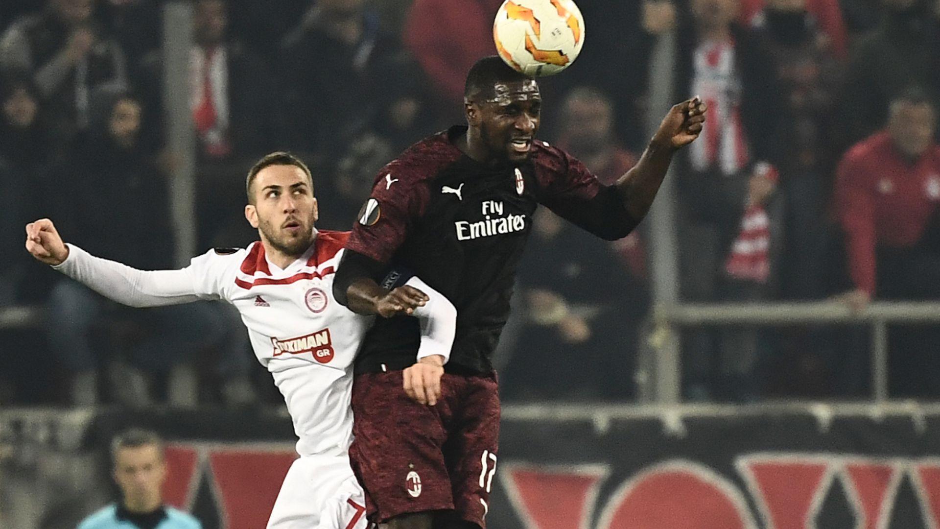 El Milán firma otra fracaso en Europa