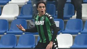 Alessandro Matri Sassuolo Chievo Serie A