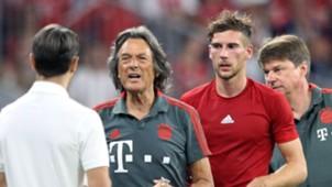 Leon Goretzka FC Bayern München Chicago Fire