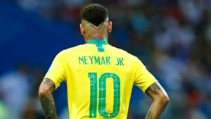 Neymar never wanted to take Brazil No. 10 shirt