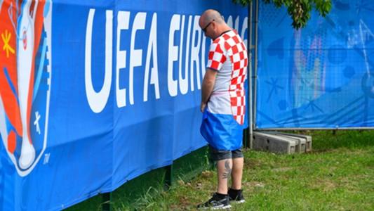 croatia fan uefa 2016