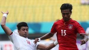 Myanmar Iran Asian Games