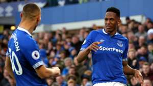 Yerry Mina Everton Premier League 2019
