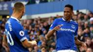 Yerry Mina Everton Premier League 2019