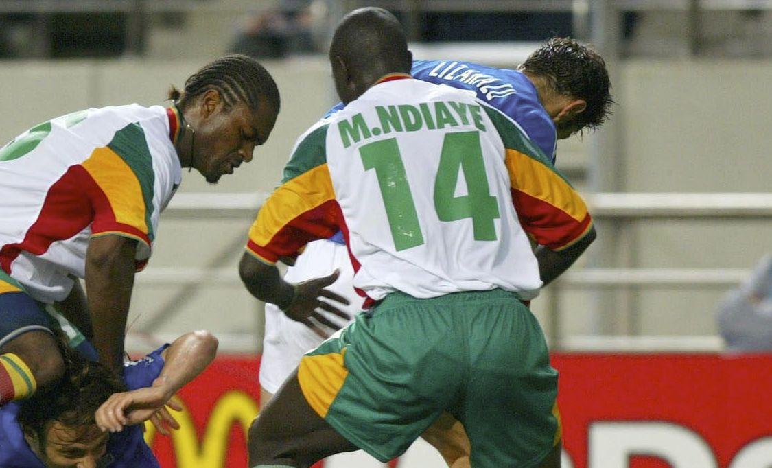 N'Diaye Senegal 2002