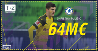 Pulisic ps