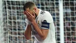 Karim Benzema Real Madrid 2019