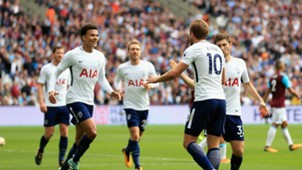 Dele Alli Harry Kane Tottenham West Ham 230917