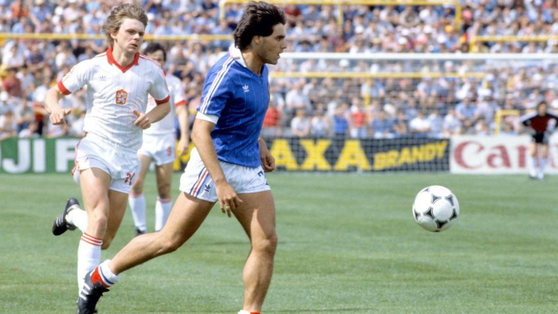 Manuel Amoros 1982