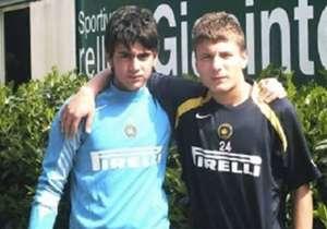 Dove oggi c'è Icardi, poteva esserci Ciro Immobile, che ai tempi delle giovanili del Sorrento fu scartato dai nerazzurri dopo un provino sostenuto a Milano.