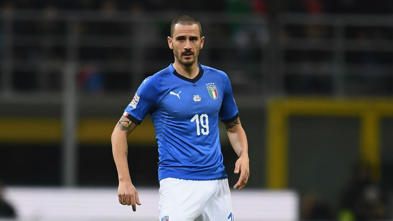 'There are always idiots out there' - Bonucci shrugs off San Siro fans