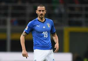11) LEONARDO BONUCCI, 83 presenze