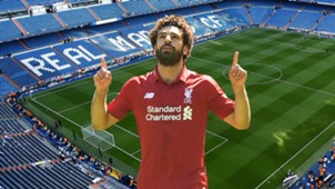 Mohamed Salah, Santiago Bernabeu