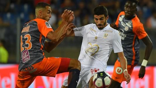 Pierre Lees-Melou Ellyes Skhiri Montpellier Nice Ligue 1 22092018