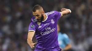 Karim Benzema Juventus Real Madrid UCL 03062017