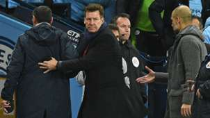 Pep Guardiola Maurizio Sarri Manchester City Chelsea
