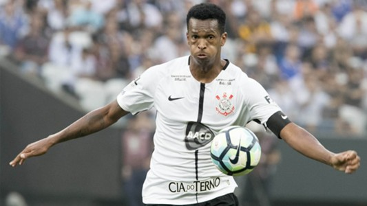 Jô Corinthians x Vasco Brasileirão 17 09 17