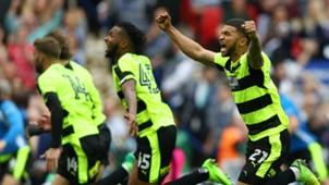 Nahki Wells Huddersfield Championship Play-off 2017