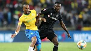 Orlando Pirates v Mamelodi Sundowns , April 01 2019