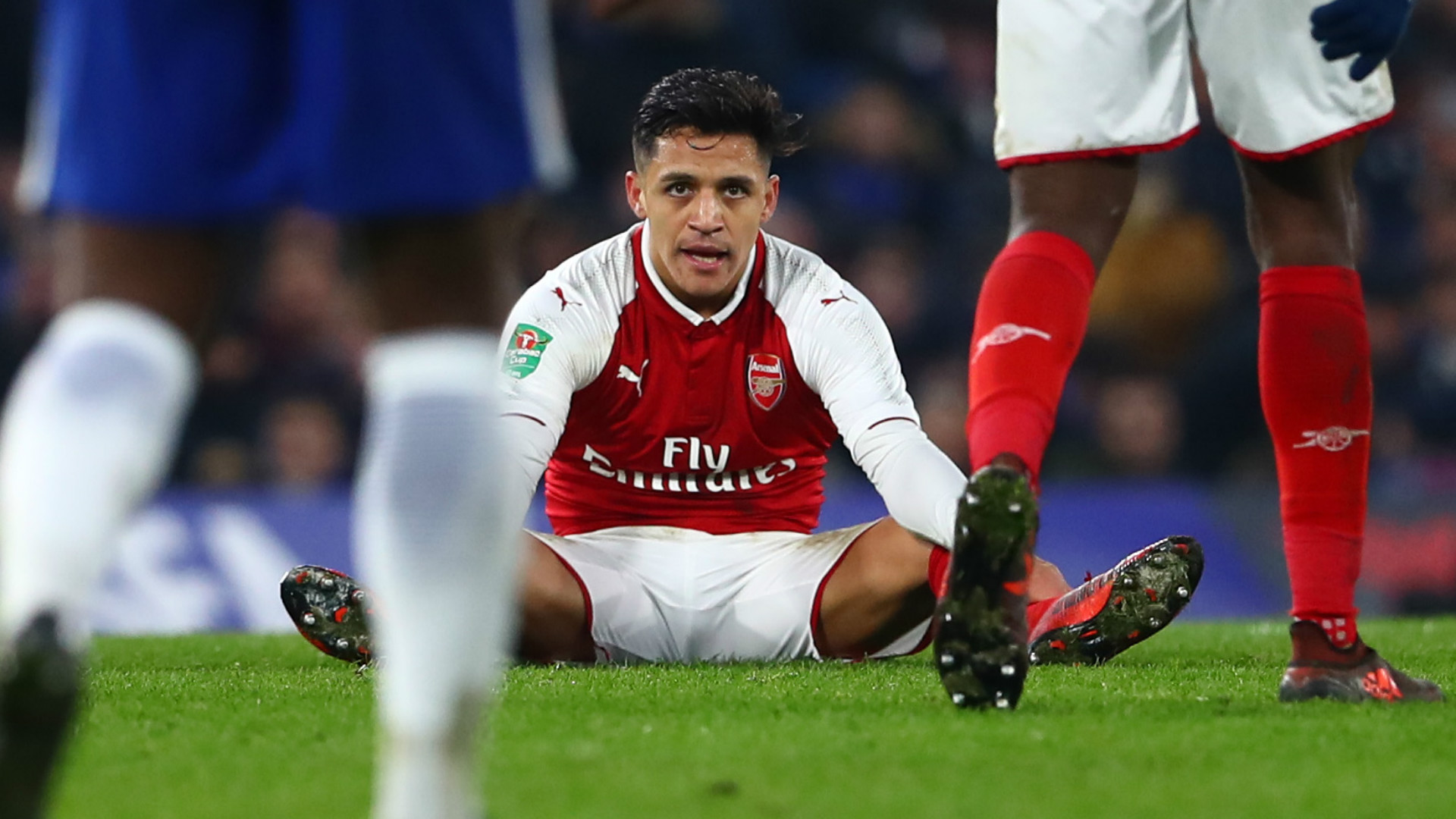 Wenger: Sanchez is not going to be bought till he's changed