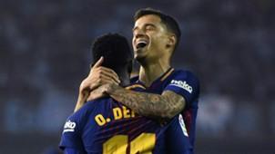 Ousmane Dembele Philippe Coutinho Barcelona