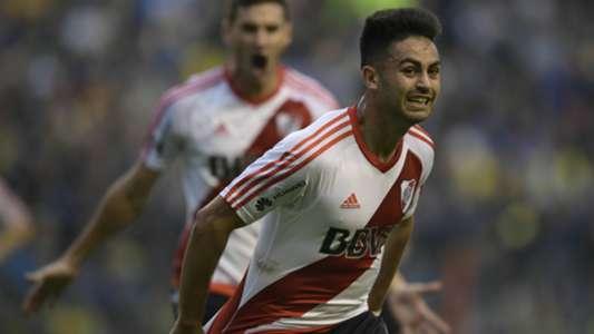 Gonzalo Martinez Boca Juniors River Plate Primera Division Argentina 14052017