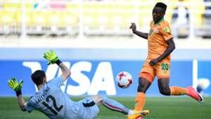 Patson Daka, Italy U20, Zambia U20, WCU20, 05062017