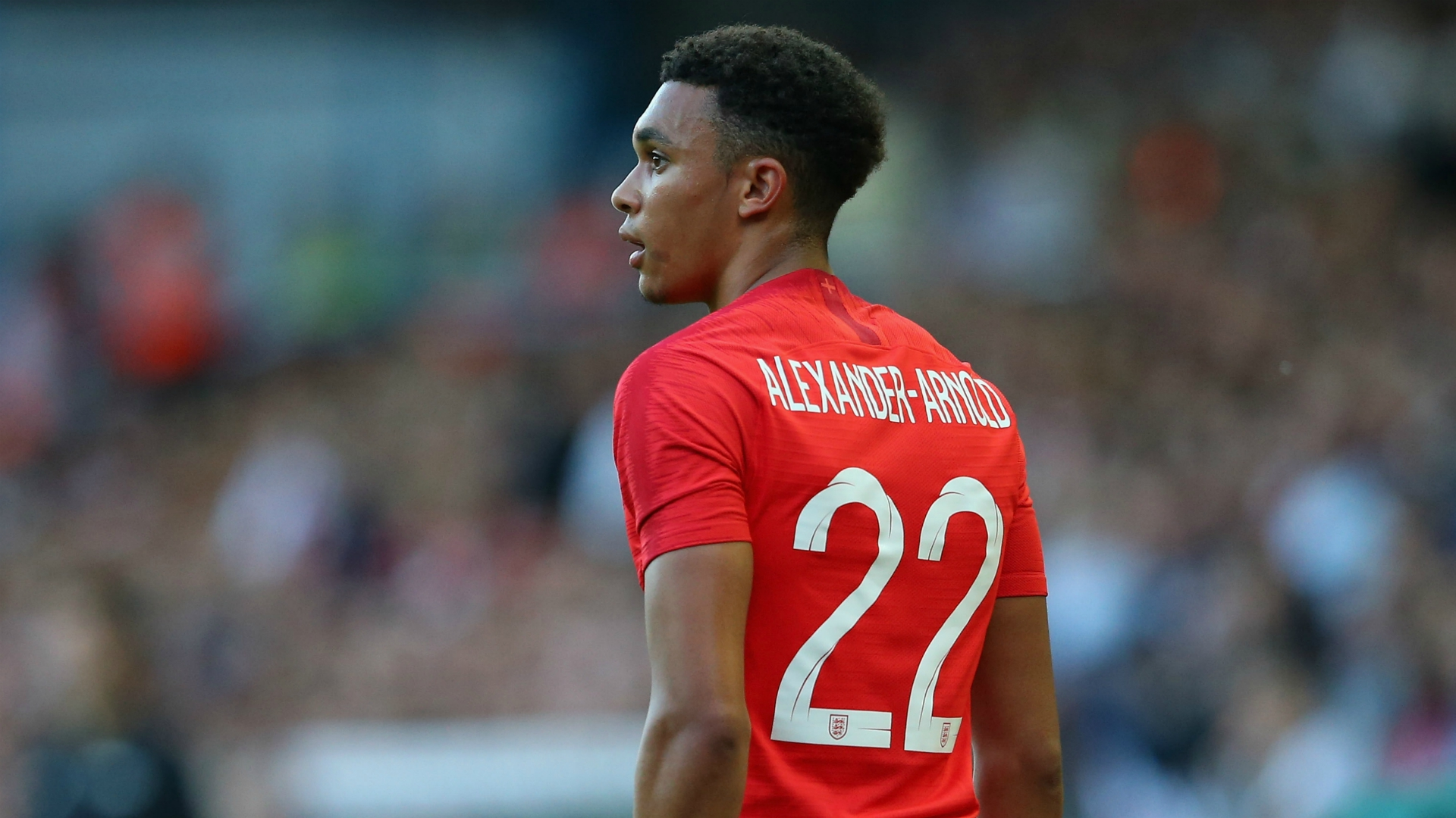 Trent Alexander-Arnold England Costa Rica Friendlies 06072018