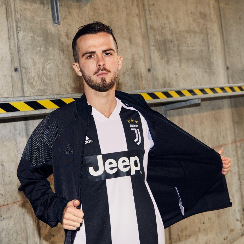 Juventus Heimtrikot 2018 19